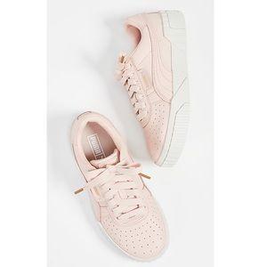 Puma Cali Embossed Sneakers NEW Sz 8